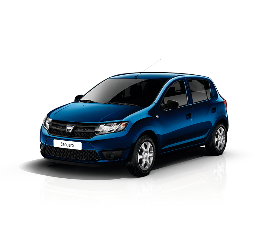 Värit | Dacia.fi