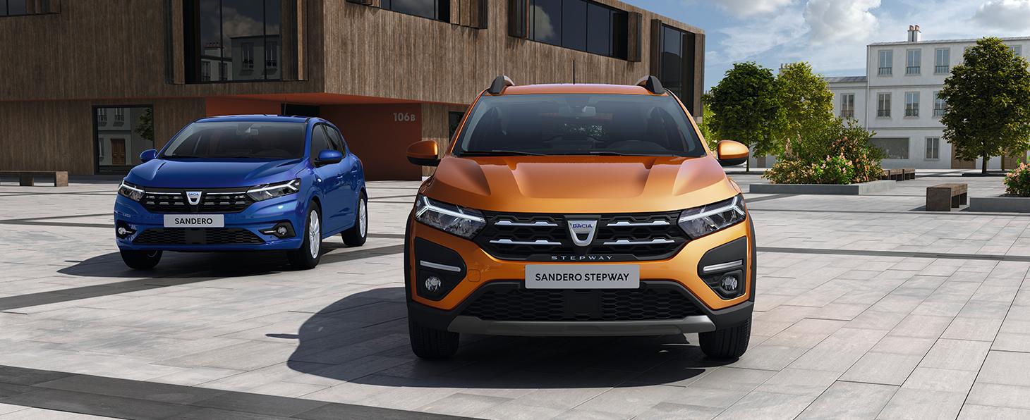 Dacia Sandero ja Sandero Stepway